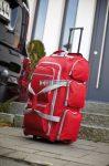 9P gurulós utazó táska
