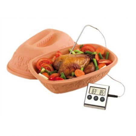 Főzési hőmérsékletmérő