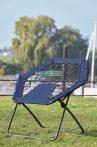 CHILL OUT hordozható szék gumikötelekkel
