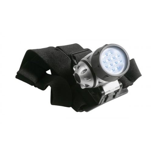 Villogó fej lámpa 12 LED-del - Ajándék 7039f30ab9