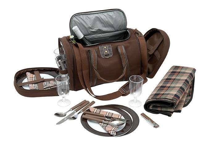 56b01c33f816 Pikniktáska, 4 személyes - Ajándék, ajándékok, meglepetések ...