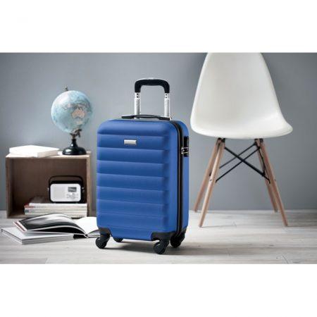 BUDAPEST ABS kerekes bőrönd