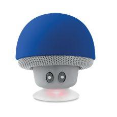 MUSHROOM gomba formájú 5.0 Bluetooth hangszóró és telefontartó tapadókoronggal
