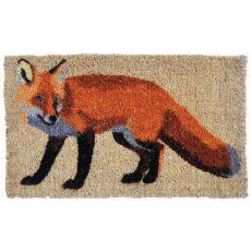 Lábtörlő, róka, 75 x 45 cm