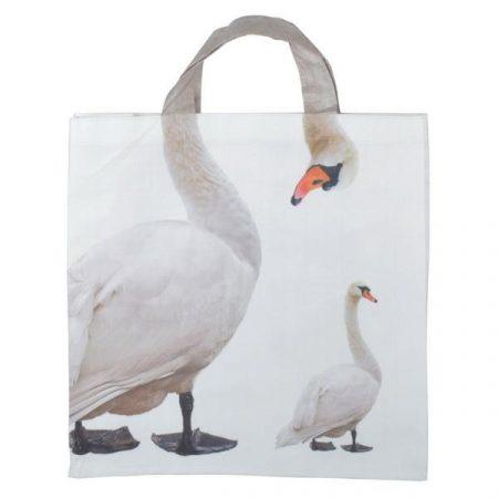 Bevásárló táska, hattyú