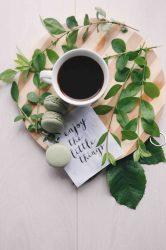 Kávézáshoz és teázáshoz bögrék, poharak, kiegészítők