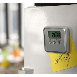 Főzési, sütési hőmérsékletmérők és időmérők