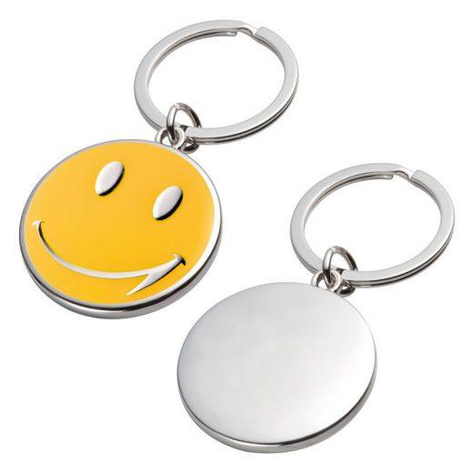 Smile kulcstartó