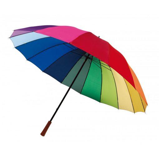 Rainbow Sky golf esernyő, szivárvány