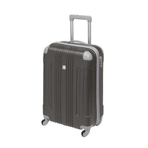 Rom gurulós bőrönd