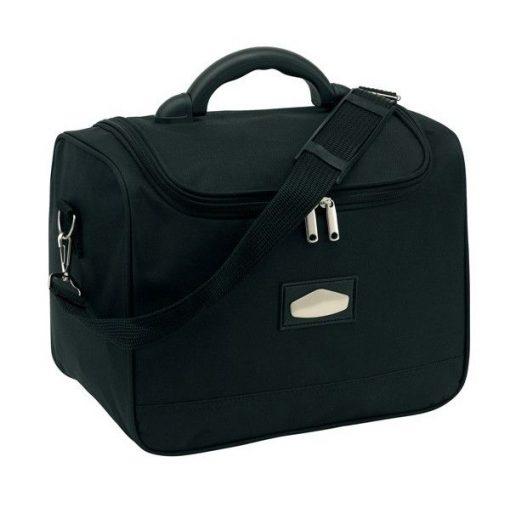 Laser Plus kozmetikai táska, fekete