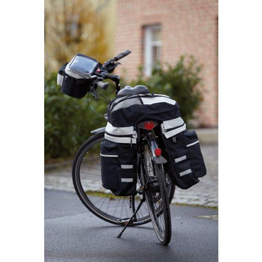 Bike 3 részes kerékpáros táska szett