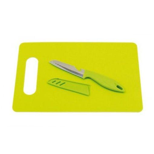 Sunny vágódeszka késsel