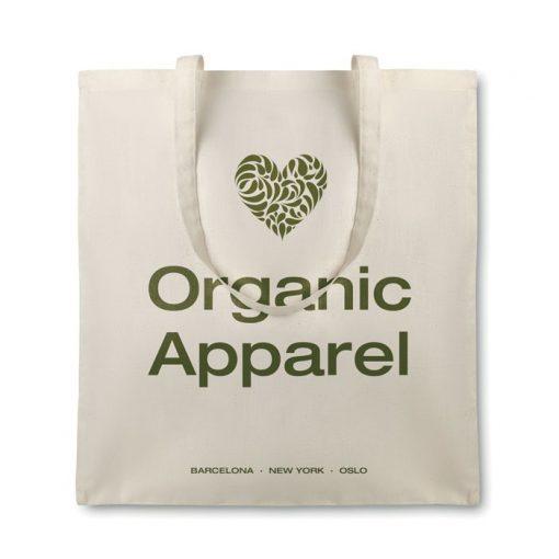 ORGANIC COTTONEL biopamut bevásárlótáska