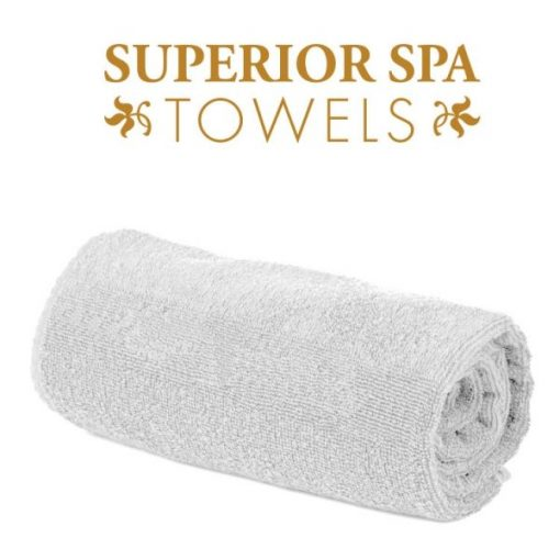 Superior SPA fürdőlepedő, fehér, 70x140